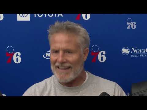 Brett Brown | Media Availability (10.15.18)