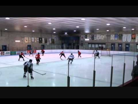 Bantam AAA Hockey Tournament Laval Montreal Quebec game 1-3.wmv