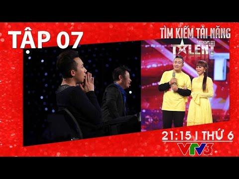 Vietnam's Got Talent 2016 - TẬP 7 Full (26/02/2016)