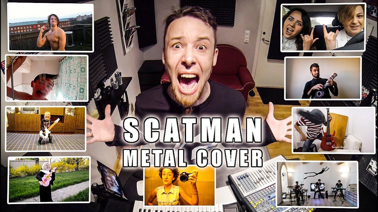 Frogleap Scatman Video