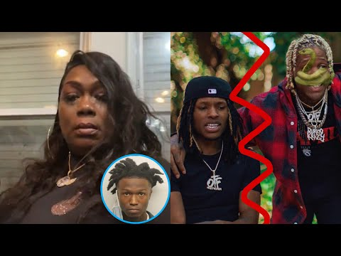 FBG Duck Mom Says She's Been Writing Lul Tim😨 Also Says Lil Durk  🐍 King Von!?