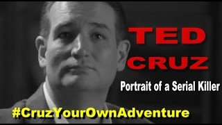 "Another entry into The Daily Show with Trevor Noah's #CruzYourOwnAdventure -challenge  This one turns Ted Cruz into a serial Killer.enjoyBeing an artist I saw small insignificant flaws in my first ""Serial Killer""  entry into The Daily Show with Trevor Noah's #CruzYourOwnAdventure -challenge  So I made a few changes (Mostly in the narration) you can find the improved version at https://youtu.be/61gYKAKVEkc"