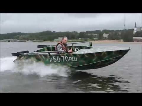 Моторная лодка север 420
