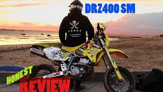 3. SUZUKI DRZ400 HONEST REVIEW