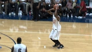 C.J. Watson 2011 Lockout Highlights - Houston