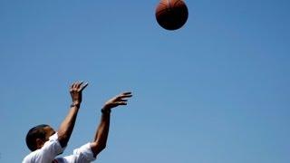 Does Obama Choke At Sports?