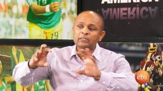 Sport America - Interview with Sirak Gabre-Medhin