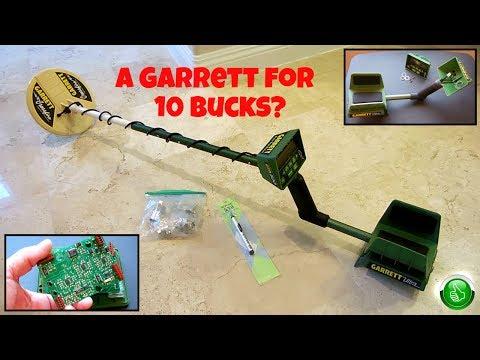 $10 Garrett Metal Detector!