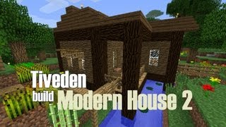 Minecraft Modern House Designs | Tiveden