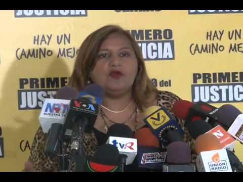 Dinorah Figuera: el Gobierno nacional se ha dedicado a criminalizar y estigmatizar al movimiento obrero venezolano