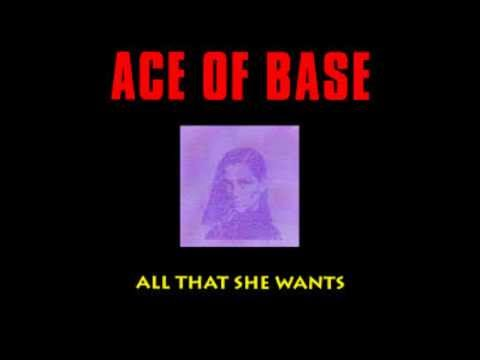 Ace of Base - All That She Wants (Extended Single Dub)