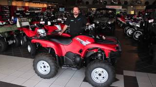 9. 2014 Yamaha Grizzly 550