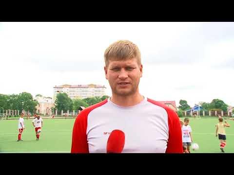 Наша ПОДзарядка. 14.06.2018. Футбол - DomaVideo.Ru