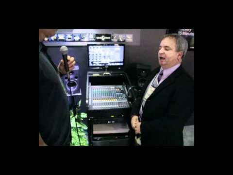 Yamaha MGP 12X and MGP16X Mixers – Namm 2012 Musicianews
