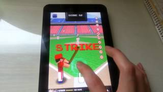 Video Pixel Homerun Baseball legend - 1.2