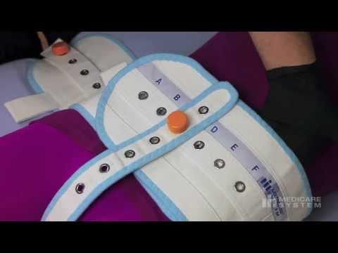 Cinturón Abdominal Articulado Salvafix