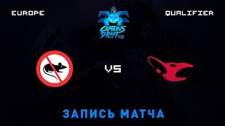 No Rats vs Mousesports, Capitans Draft 4.0, game 1 [Mila, Mortalles]