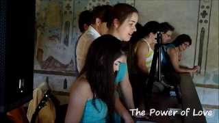 Jennifer Rush - The Power of Love (Cover by Sajul) [19.07.2014] at a wedding
