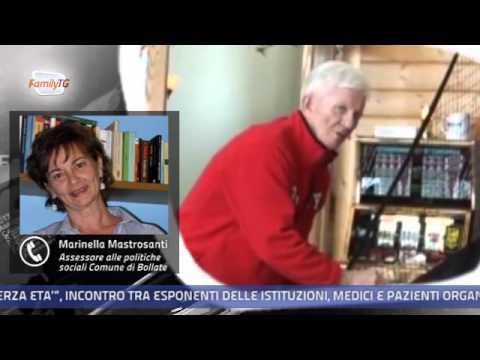 Family Tg 05/02/2014 – L'Alzheimer cafè, un'iniziativa del comune di Bollate