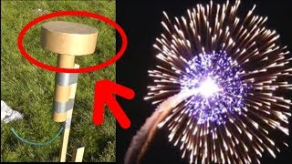 Video TOP 6 CRAZY HOMEMADE ROCKETS (FIREWORK) MP3, 3GP, MP4, WEBM, AVI, FLV Februari 2019