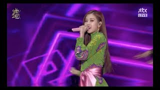 Video BLACKPINK - '불장난 (PLAYING WITH FIRE)' +  '마지막처럼 (AS IF IT'S YOUR LAST)' in 2018 Golden Disc Awards MP3, 3GP, MP4, WEBM, AVI, FLV April 2019