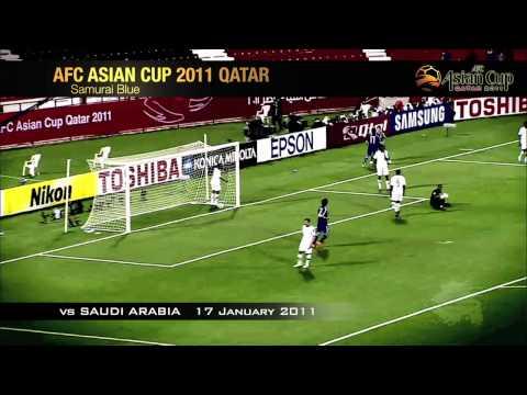 「[サッカー]日本が劇的優勝を果たしたアジアカップ2011の神編集ダイジェスト映像。」のイメージ