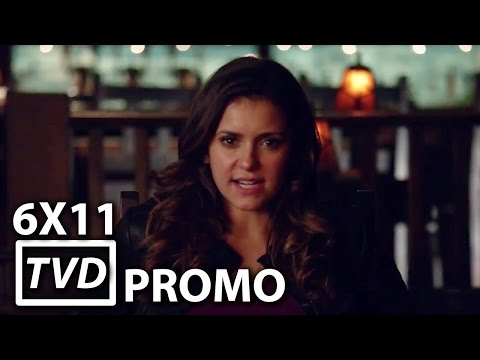 "The Vampire Diaries 6×11 Promo ""Woke Up with a Monster"""