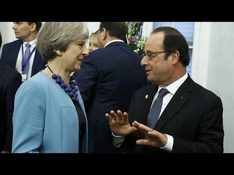 Μάλτα: Μεταναστευτικό και Brexit επί τάπητος στην άτυπη Σύνοδο Κορυφής