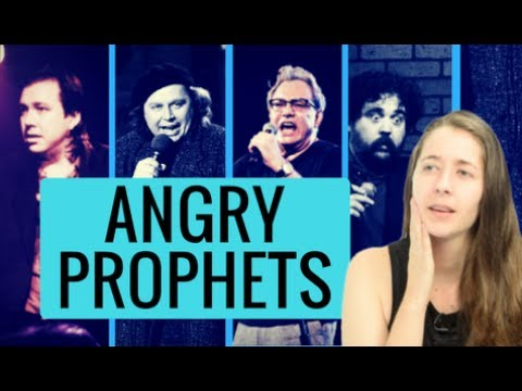 Prophet Comedians and the Barbaric Yawp // Stand-Up Comedy and Genre