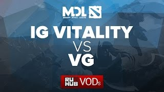 VG vs iG.V, game 2