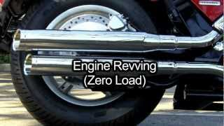 5. Cobra Engineering - 3-inch Slip-On Mufflers (Honda's VT1300 Sabre, Stateline, Fury and Interstate)