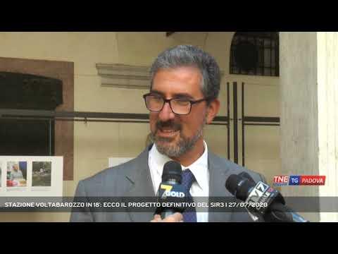 STAZIONE VOLTABAROZZO IN 18': ECCO IL PROGETTO DEFINITIVO DEL SIR3 | 27/07/2020