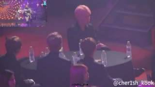 Download Lagu BTS, Reaction To BLACPINK - Play With Fire (Gaon Chart Award 170222) Mp3