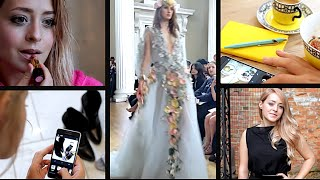 Get Ready With Me: London Fashion Week!