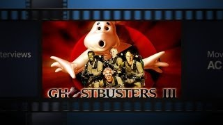 Ghostbusters 3 - Bill Murray Interview - Movie Trailer