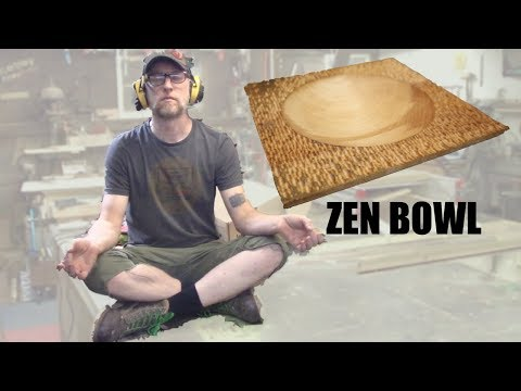 Zen Bowl: A Tale of Maker Plagiarism and Charity (видео)
