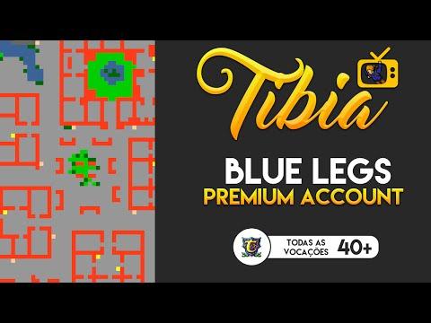 BLUE LEGS QUEST – GUIA COMPLETO (SPOILER)