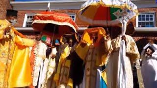 Mudaye Mena Girum At Abune Aregawi Ethiopian Orthodox Church In Virginia