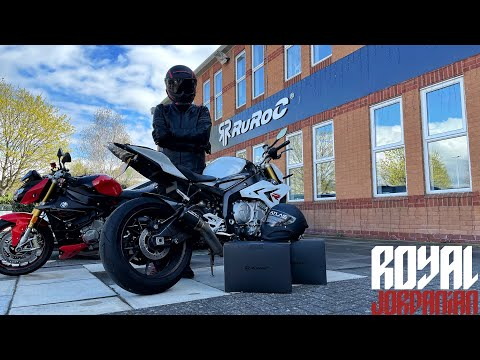 Win the ULTIMATE motorcycle package