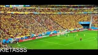 Video FIFA World Cup All Goals 2014-With English Commentary Part 1 {HD} MP3, 3GP, MP4, WEBM, AVI, FLV Juni 2018