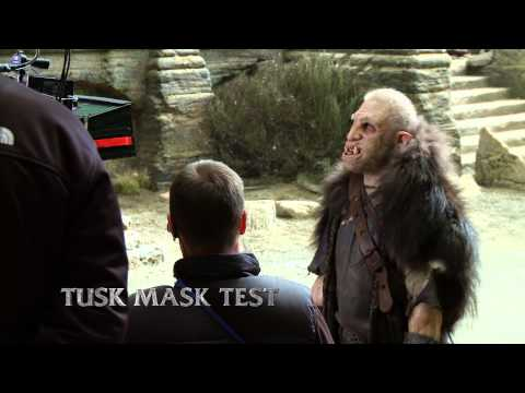 Seventh Son Featurette 'Team Tusk'