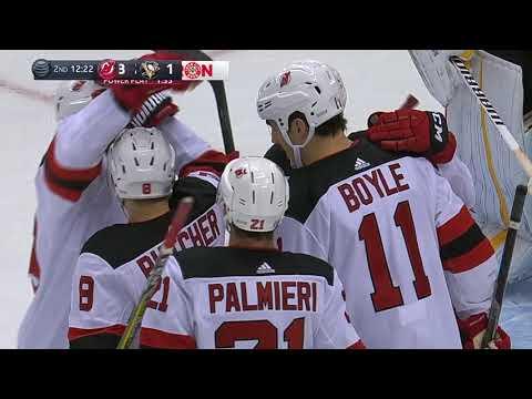 Video: New Jersey Devils vs Pittsburgh Penguins | NHL | NOV-05-2018 | 20:00 EST