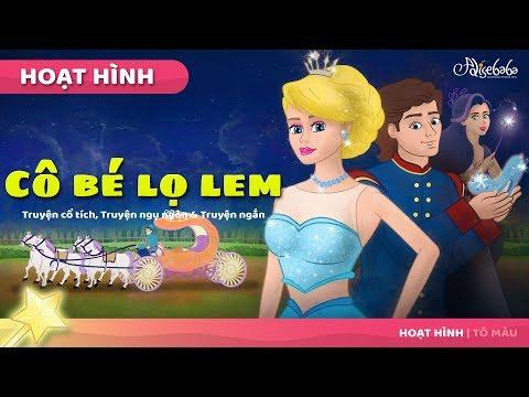 CÔ BÉ LỌ LEM - Cinderella- (MỚI) câu chuyện cổ tích - Truyện cổ tích việt nam - Hoạt hình - Thời lượng: 14 phút.