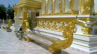 タイの寺院ワットノーンブア