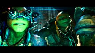 Tmnt  2014  Clip  April O Neil Meets The Turtles  Hd