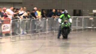 2011 motorcycle show - team no limit
