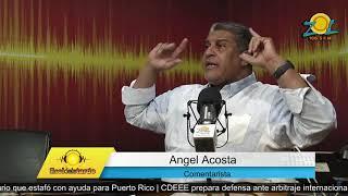 Angel Acosta comenta sobre el día de acción de gracias y el Black Friday