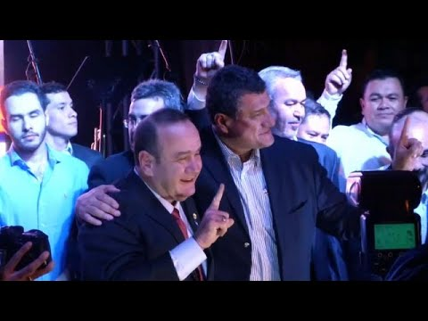 Guatemala: Konservativer Politiker Giammattei wird neuer Präsident