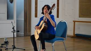 Daniela Rossi plays Theme varie et Finale by Manuel María Ponce