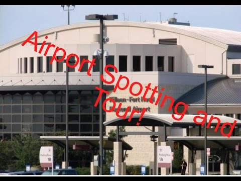 (KGRK) Killeen/Ft. Hood Regional Airport Picture Tour and Spotting